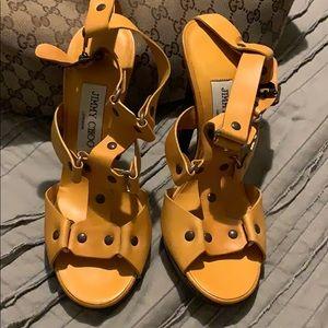 Jimmy Choo Heels Size 36.5